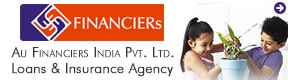 AU FINANCIERS INDIA PVT LTD