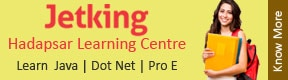 Jetking Hadapsar Learning Centre