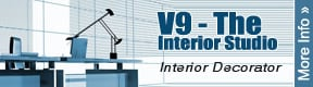 V9 - the interior studio