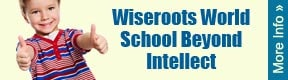 Wiseroots World School Beyond Intellect