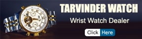 TARVINDER WATCH