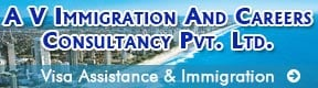 A V Immigration And Careers Consultancy Pvt Ltd