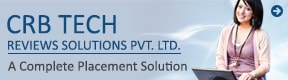 CRB tech Reviews Solutions pvt Ltd