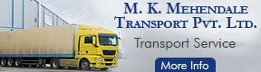 M K MEHENDALE TRANSPORT PVT LTD