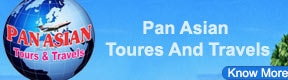 Pan Asian Toures And Travels