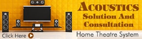 Acoustics Solution And Consultation