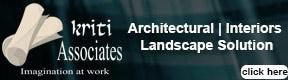 Kriti Associates Architectural Interior And Landscape Designers