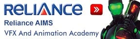 Reliance Aims-Vfx And Animation Academy