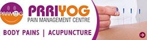 Prriyog Pain Management Center