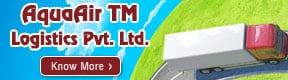 AQUAAIR TM LOGISTICS PVT LTD