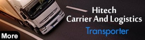 Hitech Carrier And Logistics