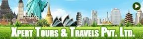 Xpert Tours & Travels Pvt Ltd