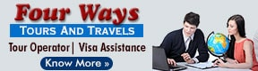 Four Ways Tours And Travels