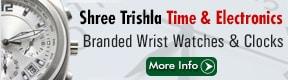 Shree Trishla Time & Electronics