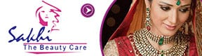SAKHI THE BEAUTY CARE
