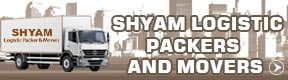 SHYAM LOGISTIC PACKERS AND MOVERS