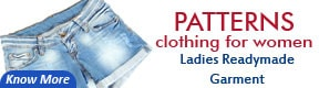 PATTERNS clothing for women