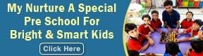 My Nurture A Special Pre School For Bright & Smart Kids