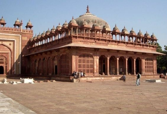 Image result for jama masjid fatehpur sikri