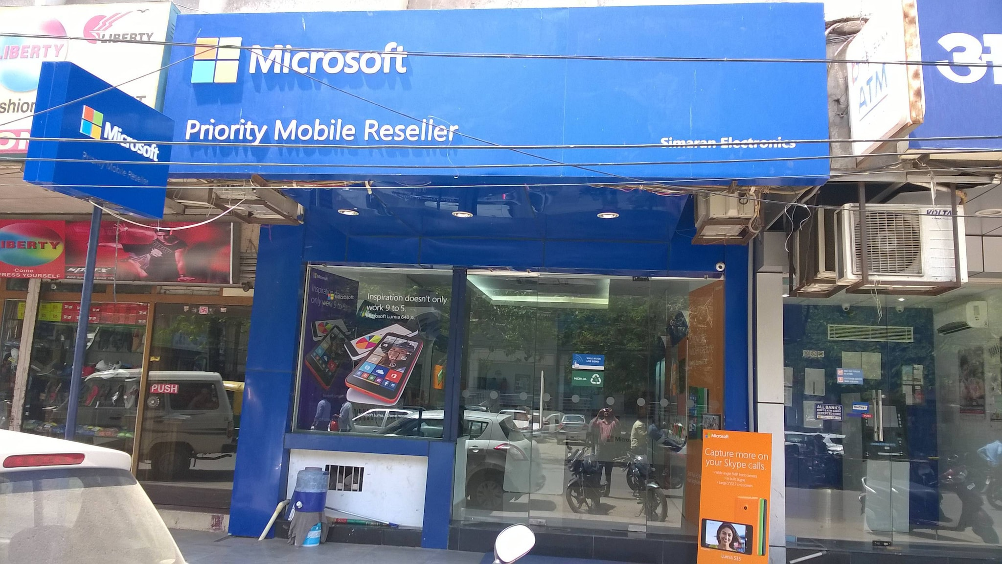 microsoft priority store in sanjay place agra justdial