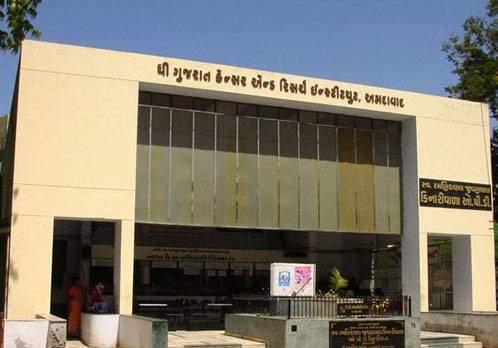The Gujarat Cancer & Research Institute - Coronavirus Testing ...
