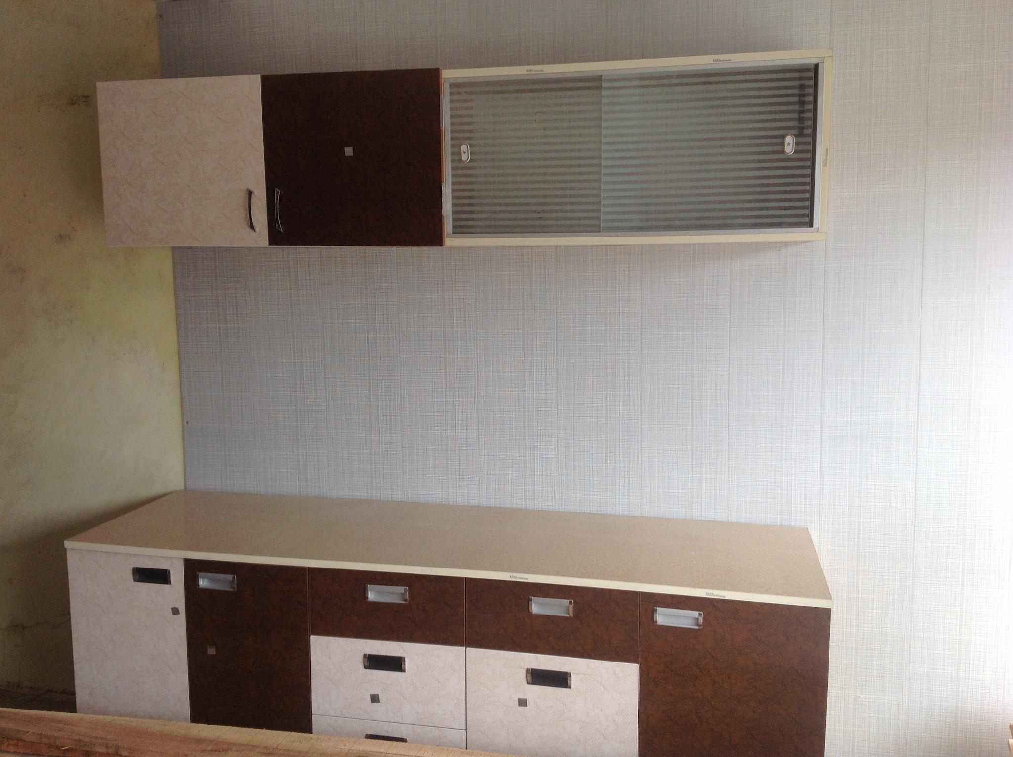 PVC Kitchen Cabinet Contractors Ahmedabad