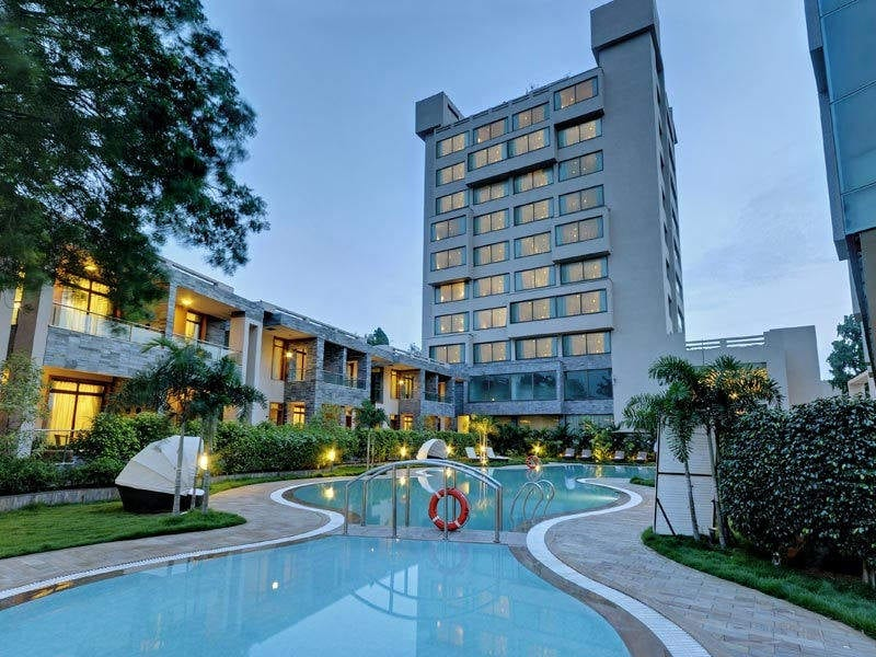 Boulevard 9 Luxury Resort And Spa - Hotels in , Ahmedabad - Justdial