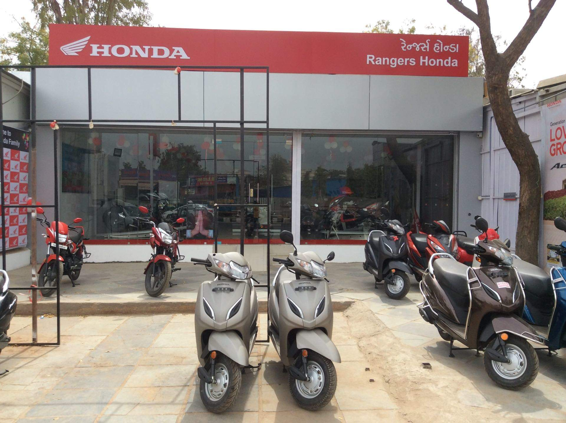 Honda Activa Scooter Repair Services In Ahmedabad Two Wheeler