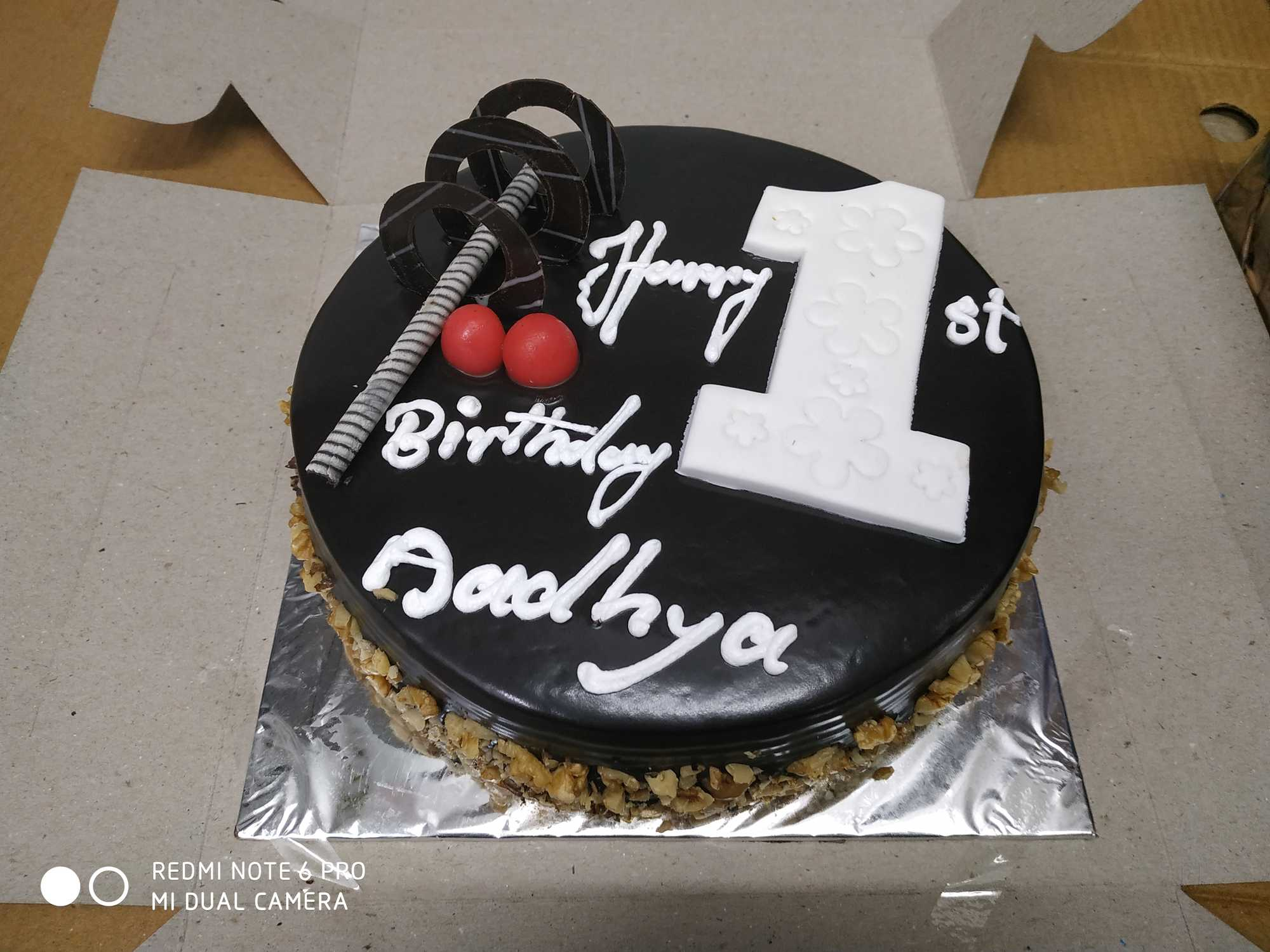 Midnight Cake Delivery Services Ahmedabad