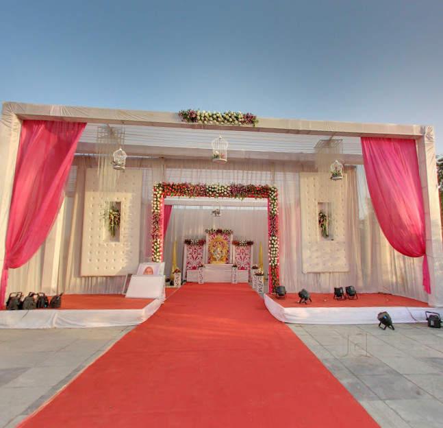 Bandhej Farm Weddingz In Partner Nikol Party Lawns In Ahmedabad Justdial