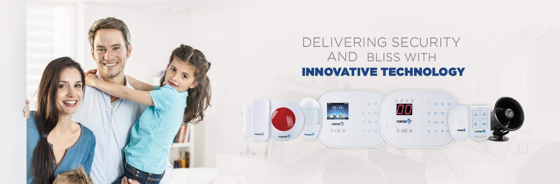 Top Home Security System Manufacturers in Ahmedabad - Best