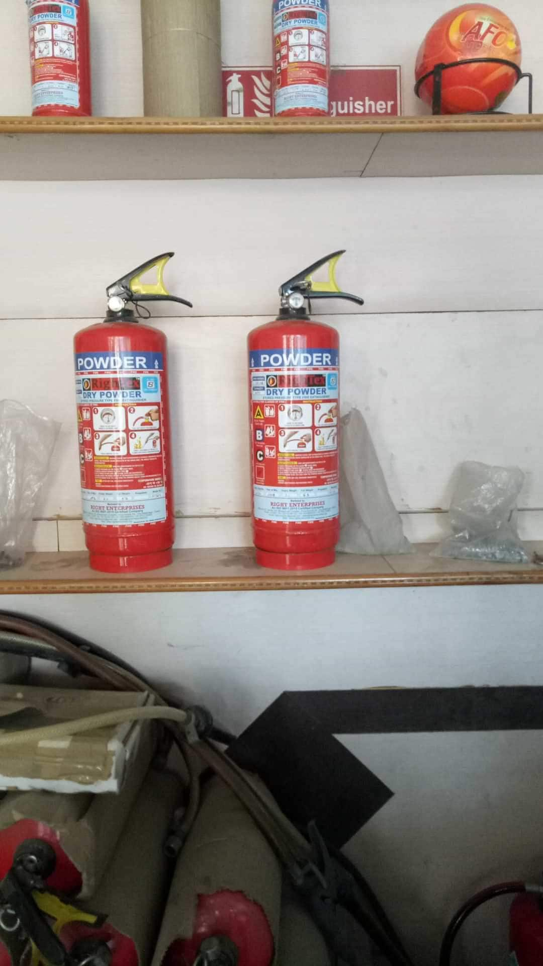 Top Fire Extinguisher Refilling Services in Ahmednagar