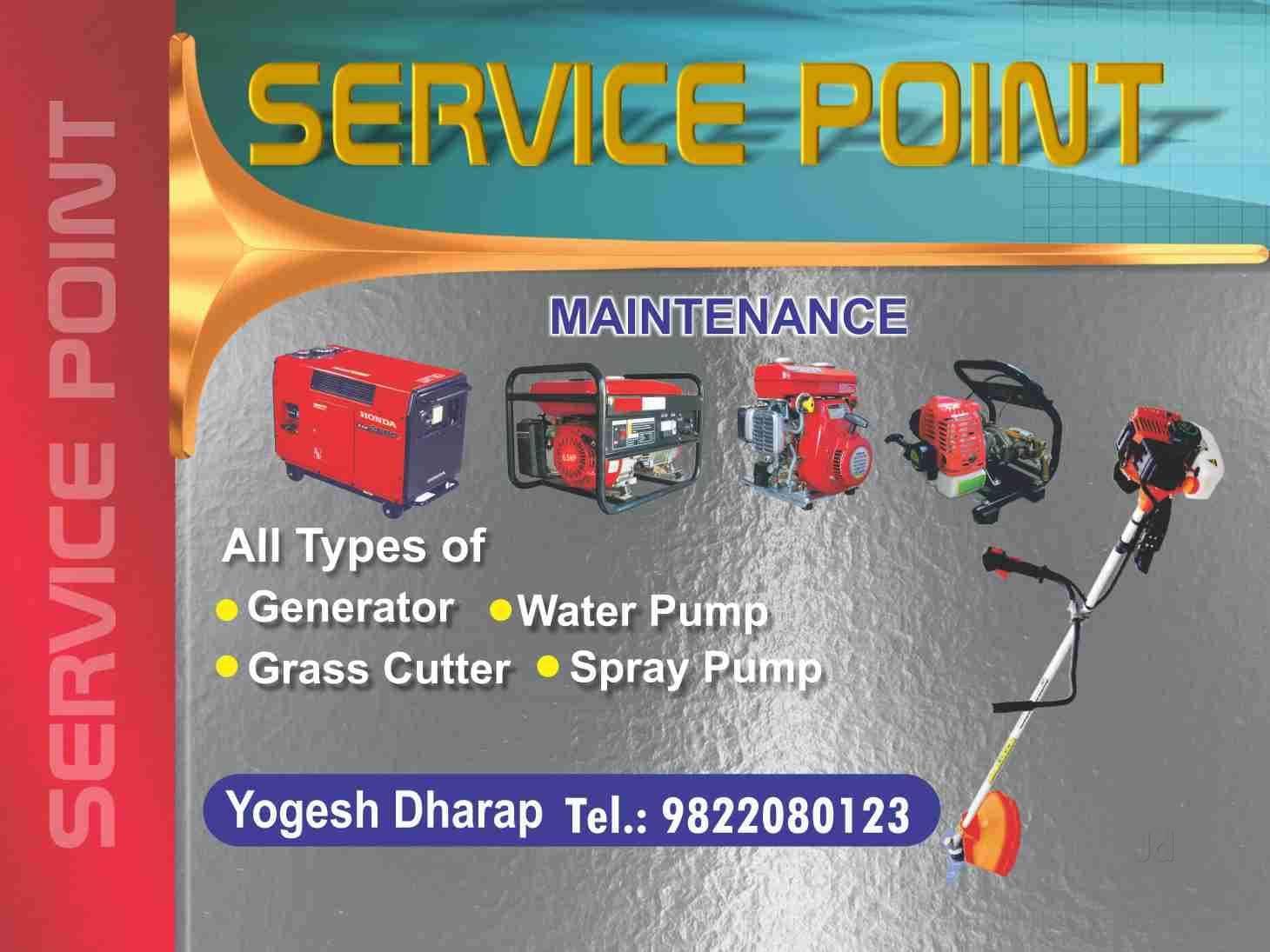 Top Birla Yamaha Portable Generator Repair & Services in