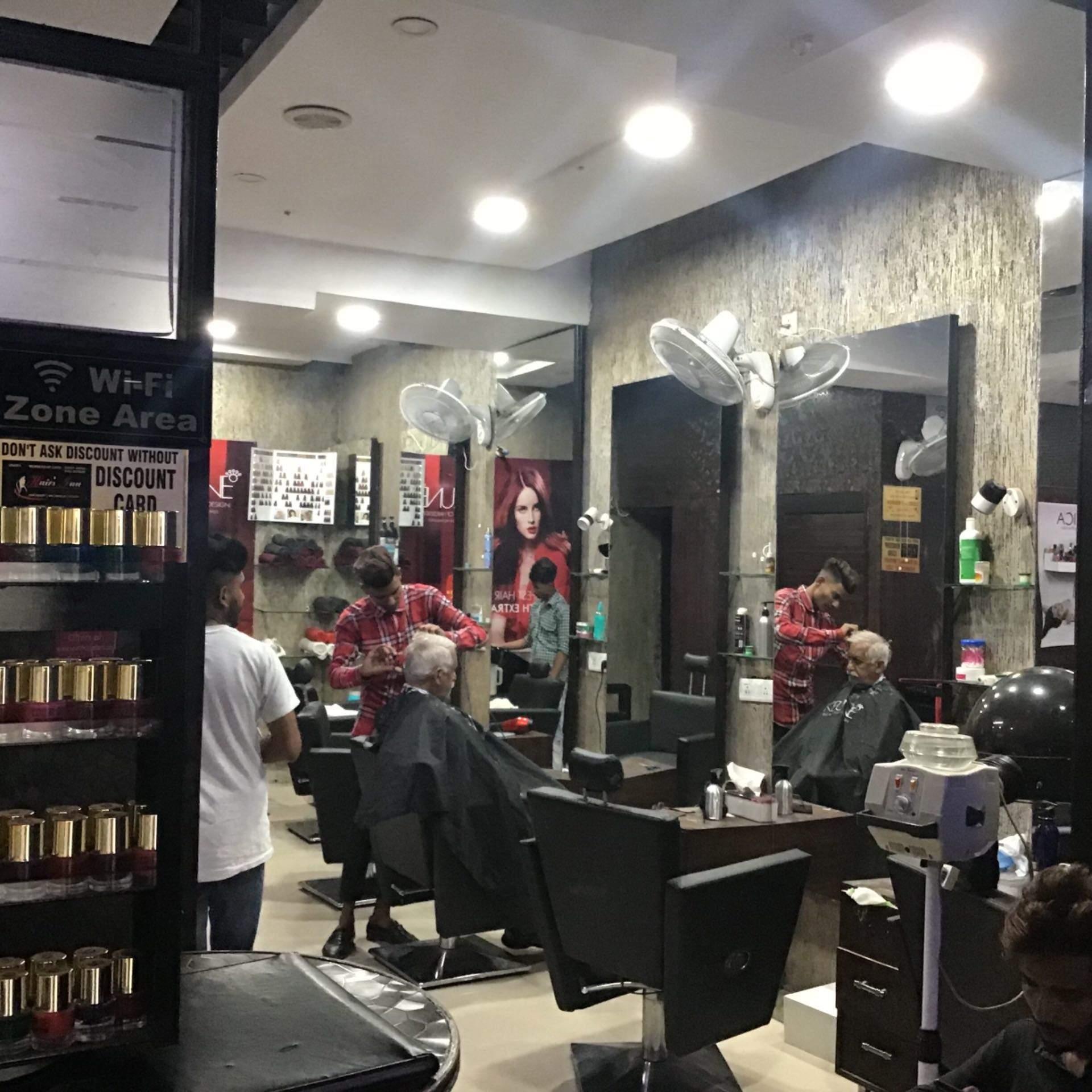 Hairs Inn Designer Salon in Amritsar - Justdial