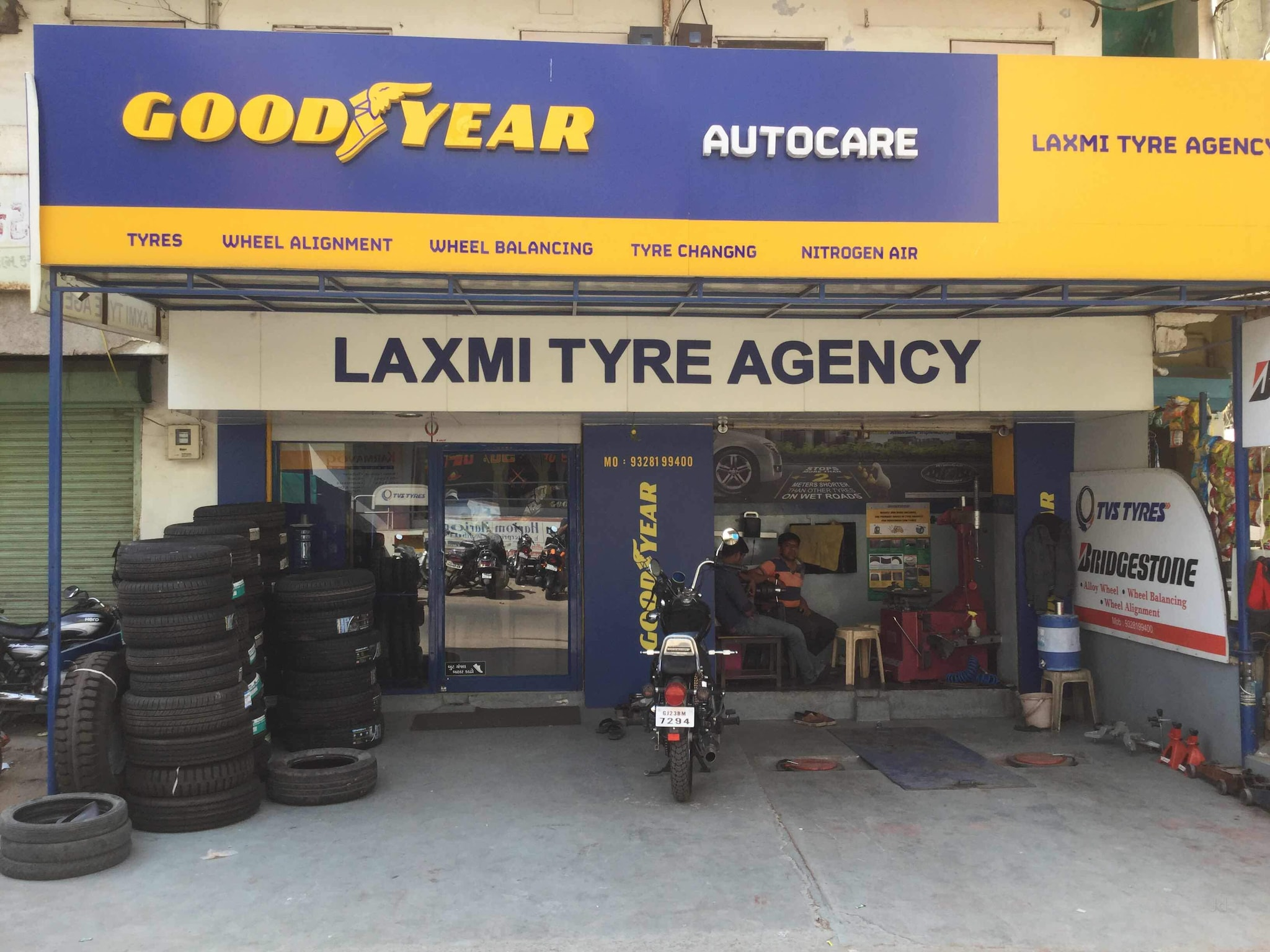 Top 8 Goodyear Tyre Dealers In Anand Best Goodyear Tyre Dealers