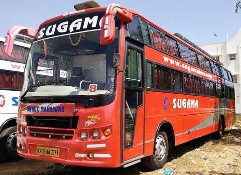 Bangalore to sringeri bus
