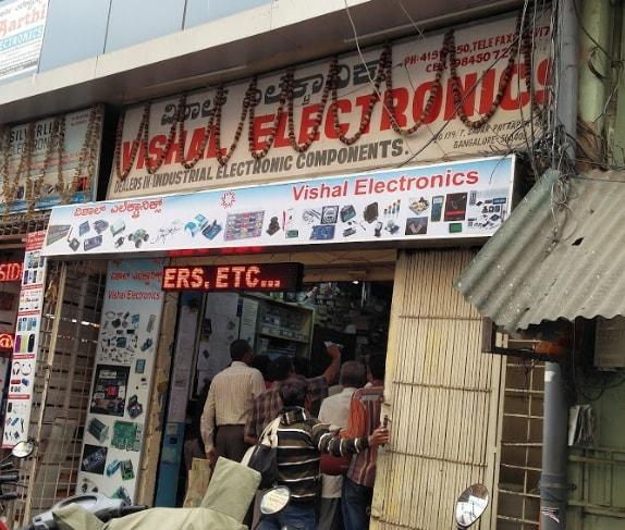sp road bangalore map Vishal Electronics Sp Road Electronic Component Dealers In sp road bangalore map