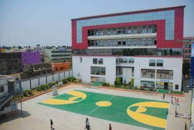 Garden City College Virgonagar Colleges In Bangalore Justdial