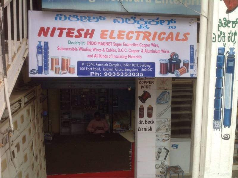 Astonishing Top Dcc Wire Dealers In Bangalore Justdial Wiring 101 Mecadwellnesstrialsorg