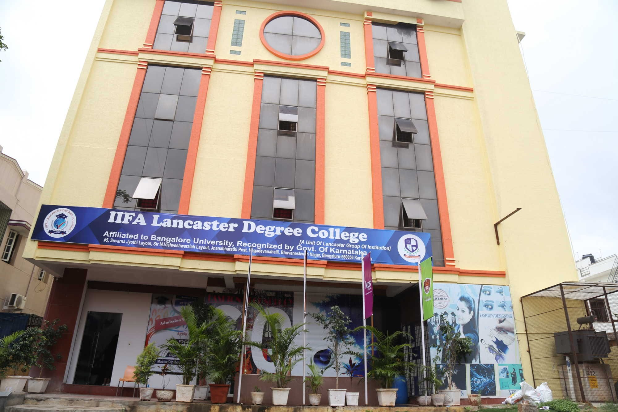 Iifa Lanster Degree College Bangalore University Colleges In Bangalore Justdial