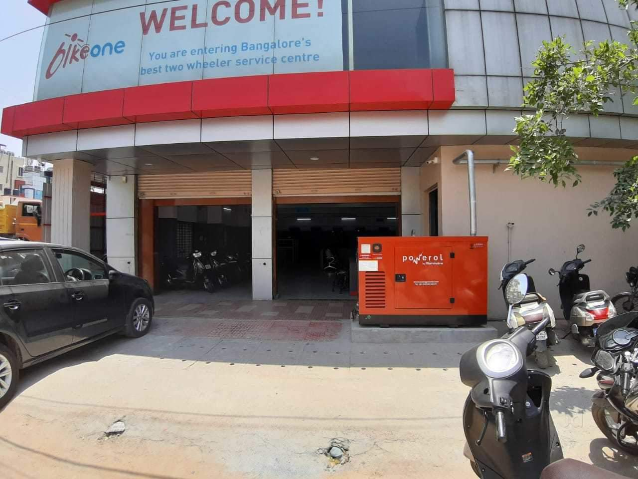 Bikeone Services Hsr Layout Sector 6 Motorcycle Repair Services In Bangalore Justdial