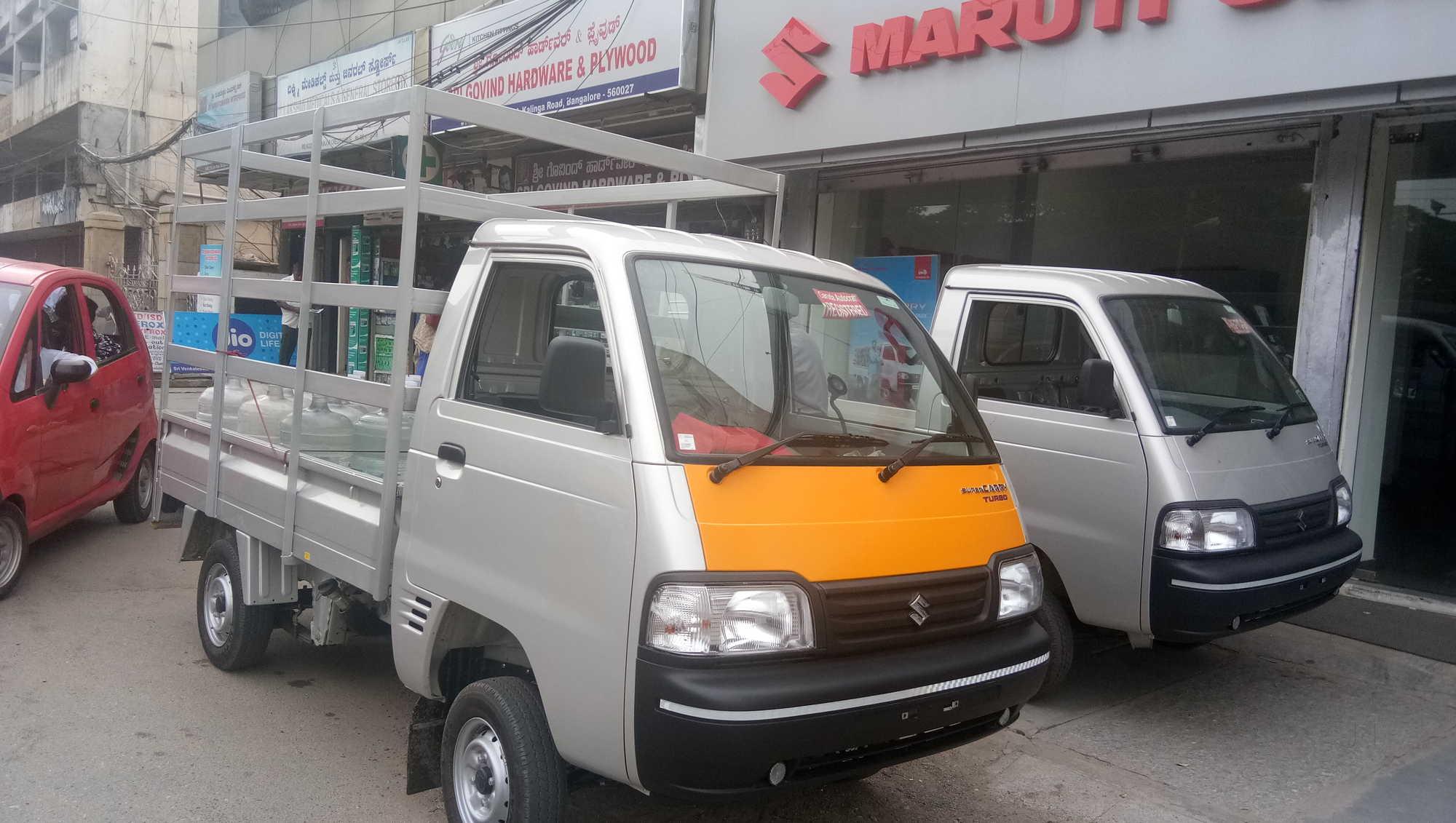 Maruti Suzuki Super Carry Mission Road Car Dealers Maruti Suzuki In Bangalore Justdial