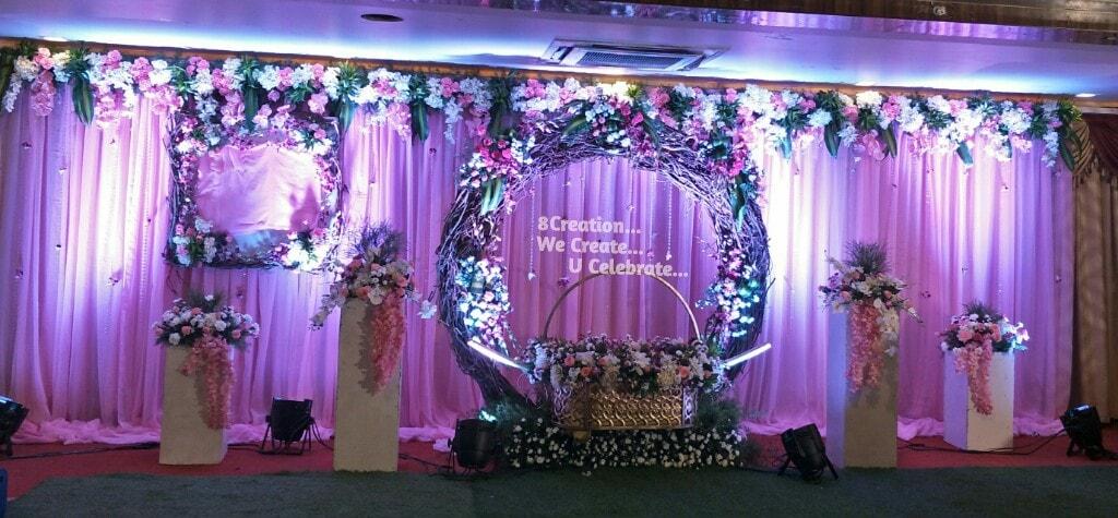 Top Flower Decoration For Wedding Hall In Sunkadakatte Bangalore
