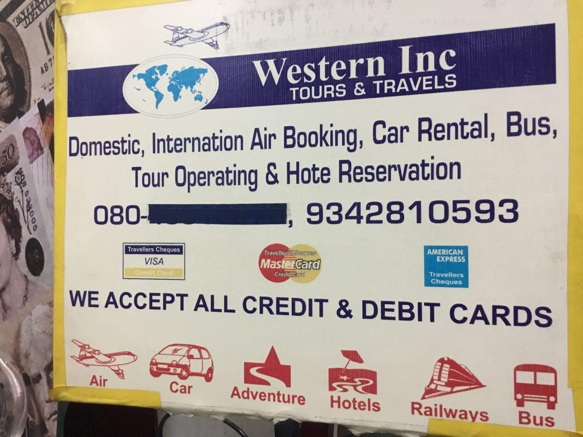 Top 20 Western Union 24 Hours Money Transfer Agencies in Bangalore