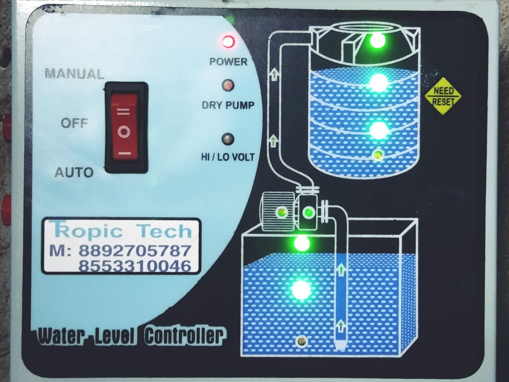 Top 100 Automatic Water Level Controller Dealers In Kumaraswamy Layout Bangalore