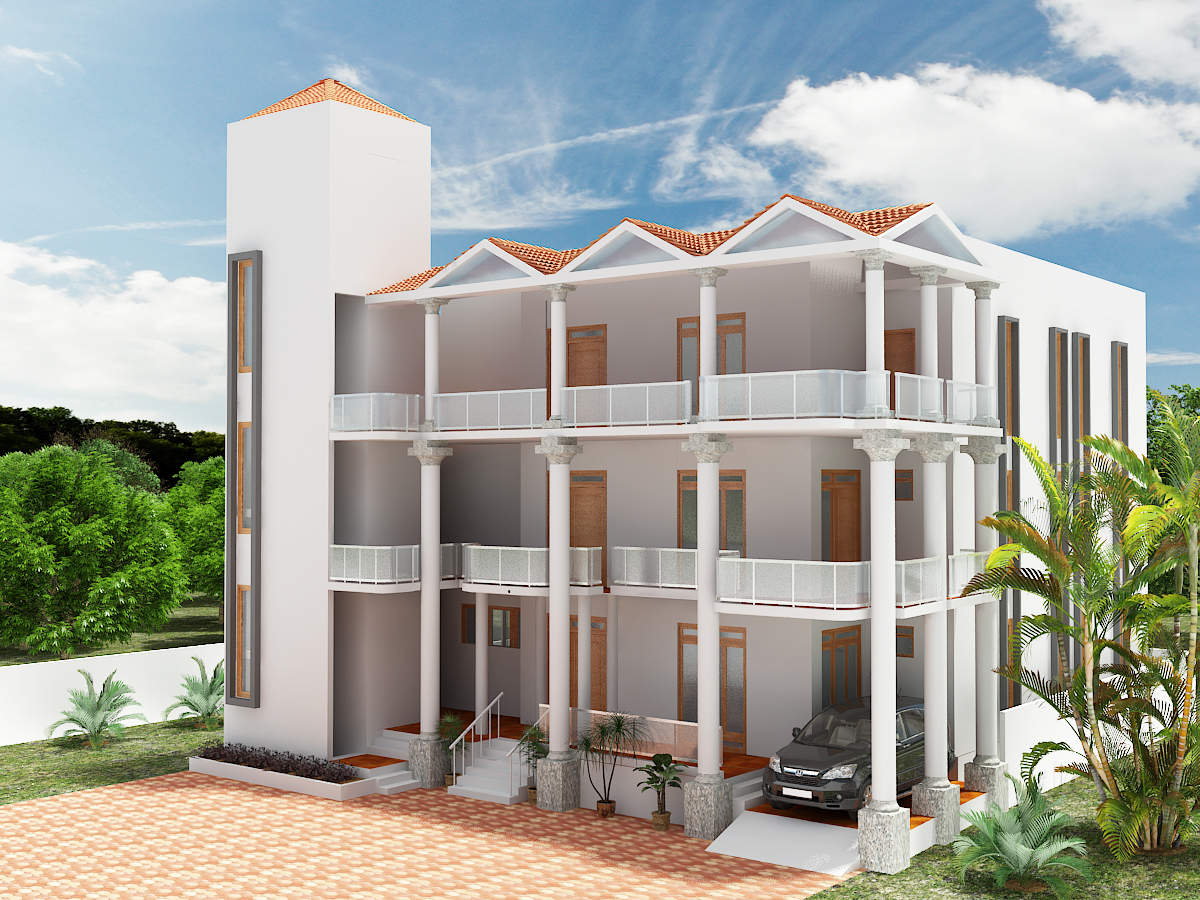 Top 100 Building Contractors Apartment in New Thippasandra