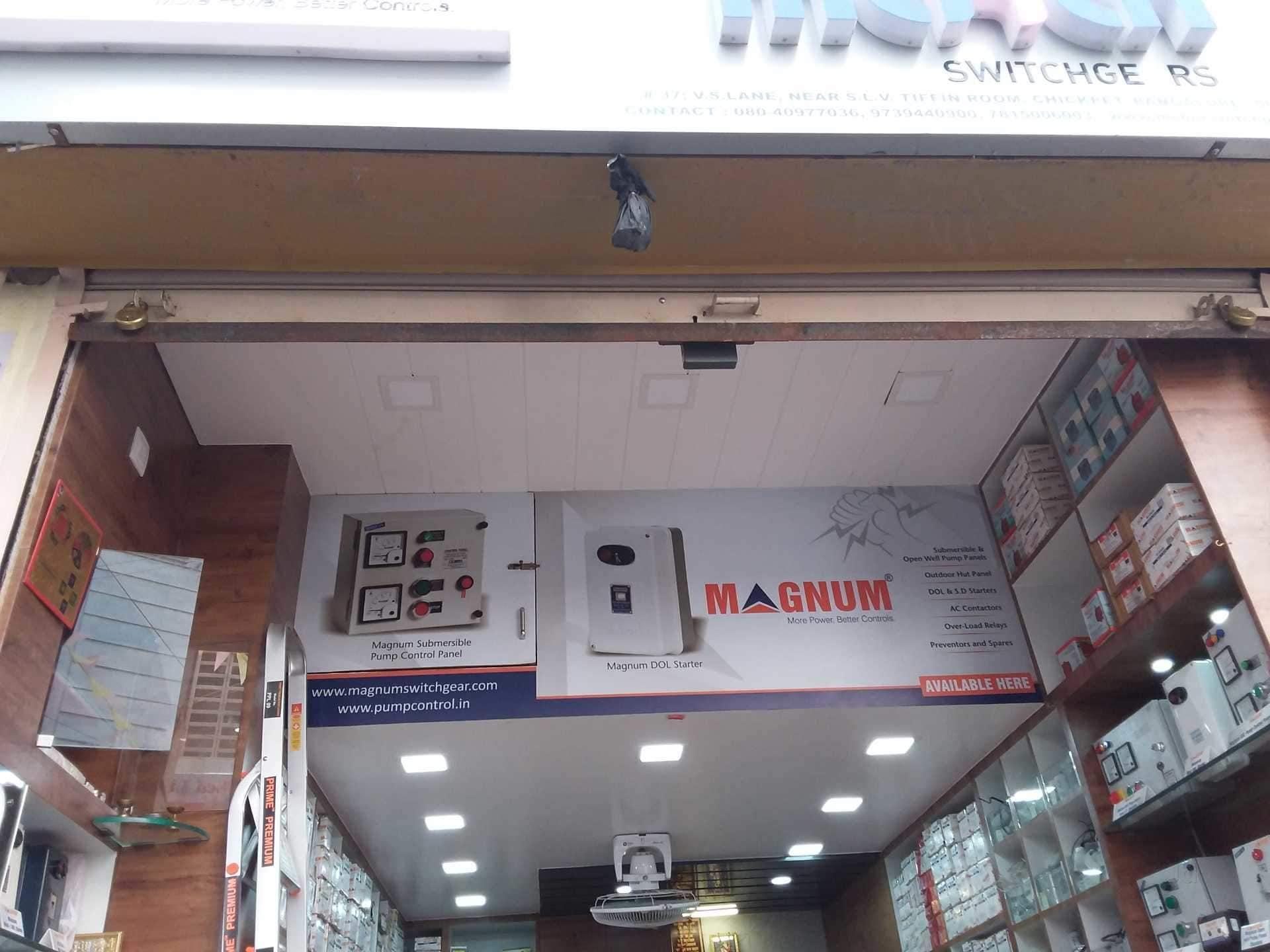 Top 100 L&t Starter Dealers in Bangalore - Best L&t Starter