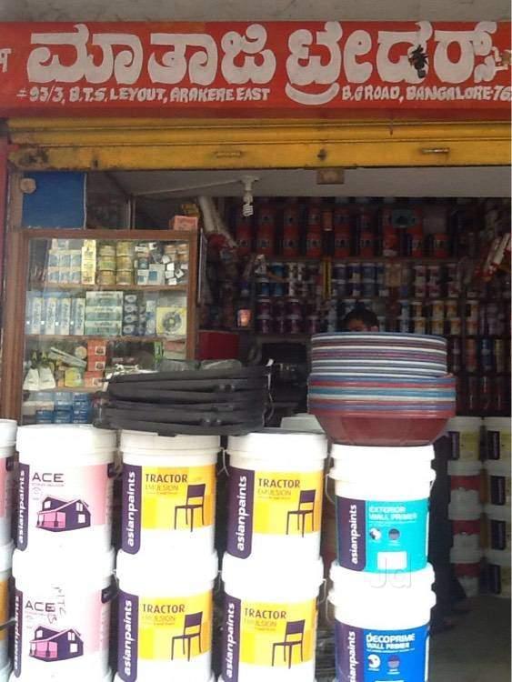 Prakruthi Hardware And Paint Shop Btm Layout 2nd Stage