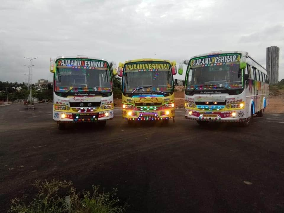Top 100 Bus Services in Bangalore - Best Charter Bus