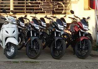 Awesome Honda Motorcycle Dealers In Telgaon, Beed